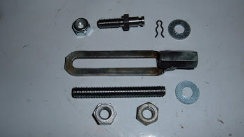 Special Dynaflow Pass Gear Linkage Kit for AFtermarket Carbs 57-63 364-401-425