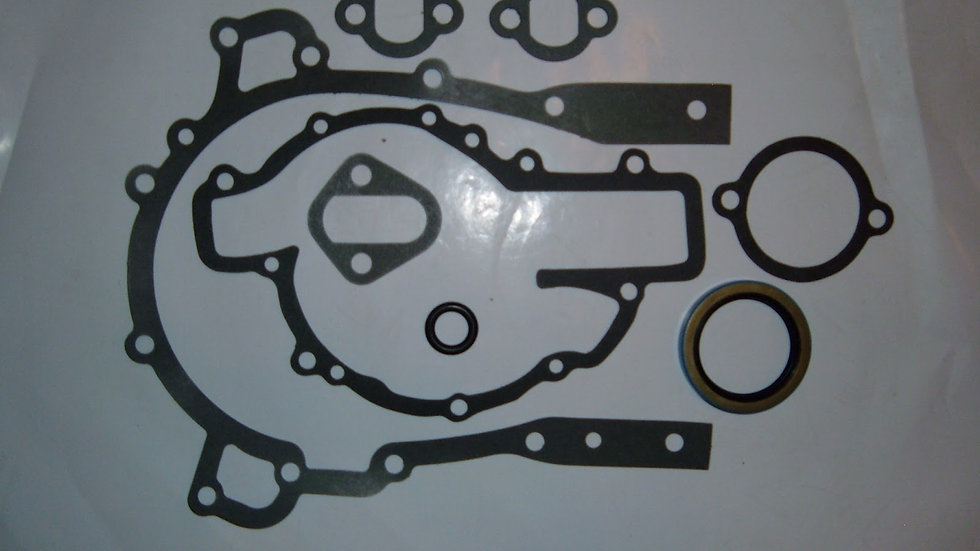 Complete Timing Cover Gasket Kit