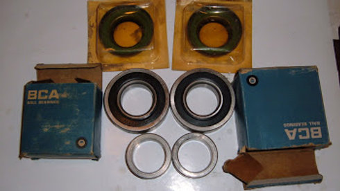 66 GS skylark and sport wagon rear axle bearing and seals