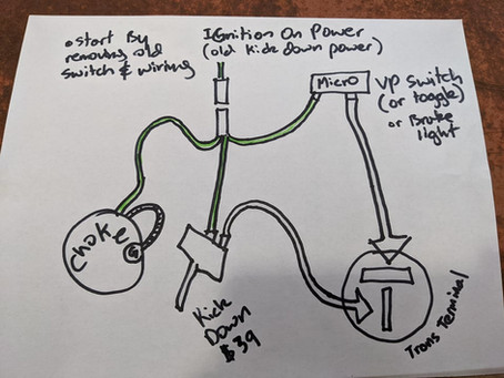 wiring our 300/400 kickdown switch for edelbrock