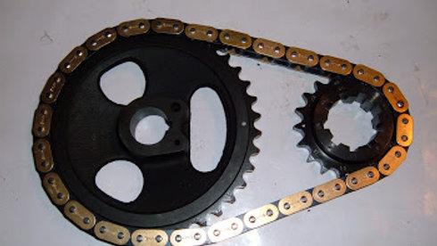 true roller chain