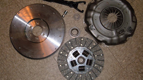Bell Housing, Flywheel and Clutch Kits