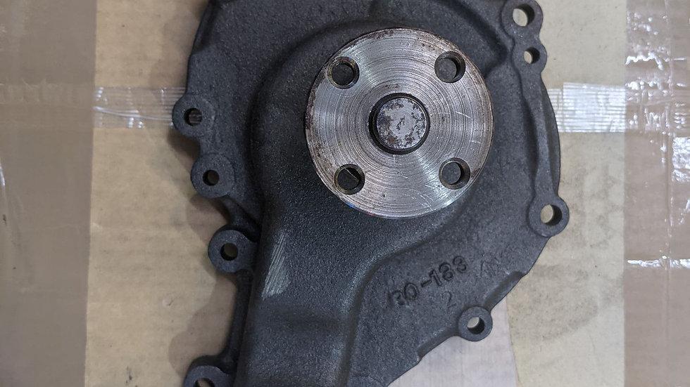 53-55 water pump rebuilt