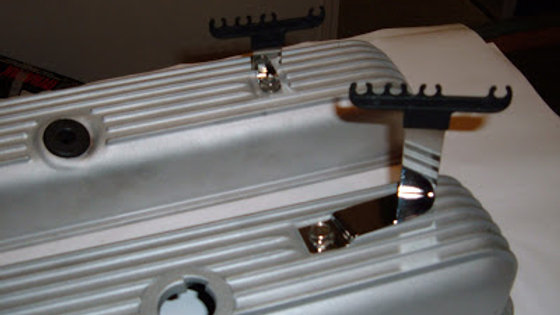 stainless repro plug wire trees for GS valve covers