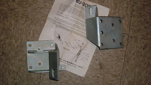 NOS Hurst Mount Adapters