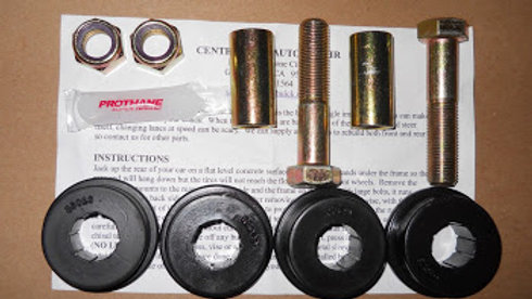 track bar bushings for 63 to 70 riviera and 60 to 64 full size buicks.