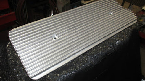 Aluminum FInned Valley Cover 264-364-401-425