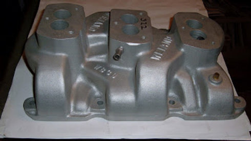 Weiand 3x2 Intakes 264-322-364-401-425