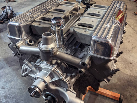 tips on engine break in