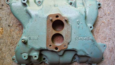 Used 2 Barrel Intake 62-63 401 LaSabre