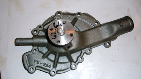 Heavy Duty Rebuilt Iron Water pump 62-66 401-425