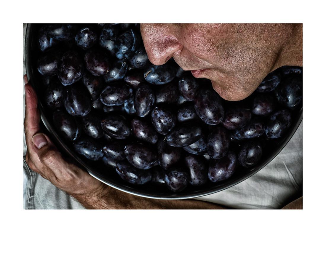 The plum keeper