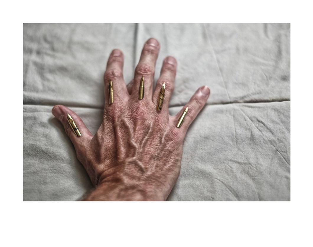 Words like nails