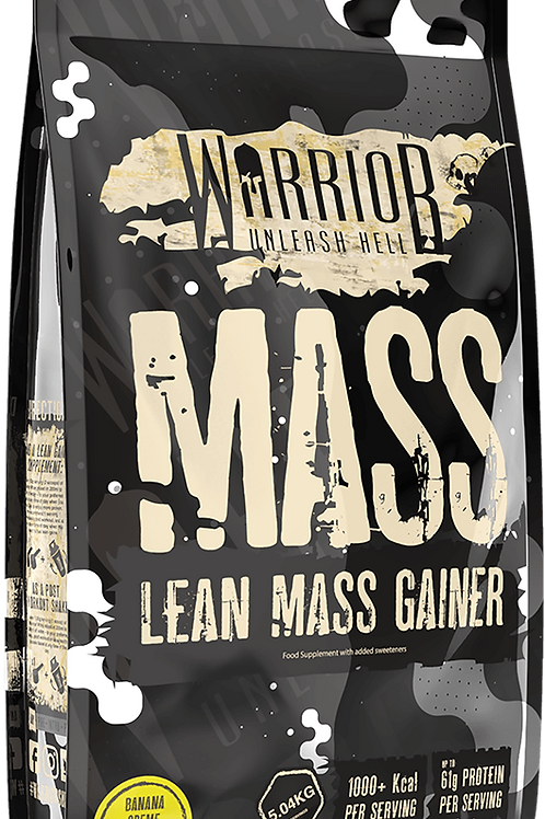 Mass lean gainer 5.04Kgs