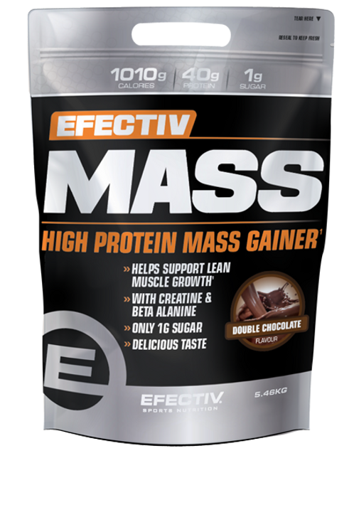 EFECTIVE Mass 5.46 kgs