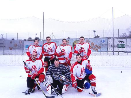 Eishockey - 2. Platz