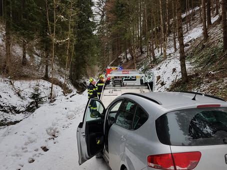 Verkehrsunfall im Kotzgraben