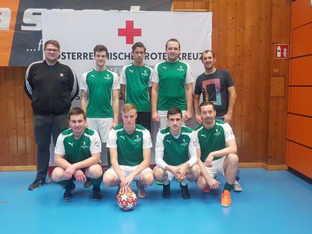 Fussballturnier des Roten Kreuzes
