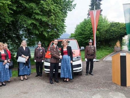 Florianitag und Fahrzeugsegnung