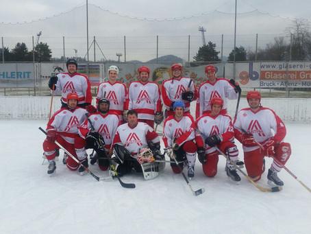 Eishockey - 1. Platz