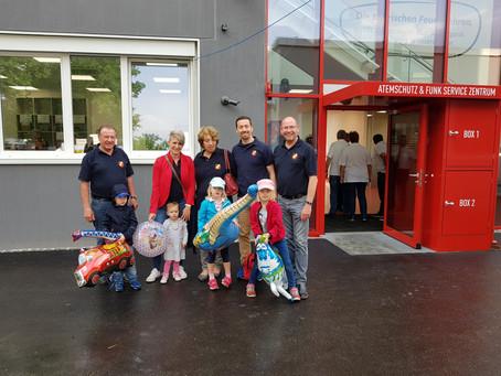 Fest für ALLE an der Feuerwehrschule