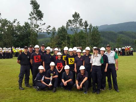 Erfolgreiche Feuerwehrjugend