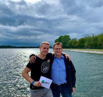 Jan Claas und Torsten