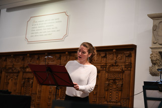 Liederabend des Ensemble Leggiadria