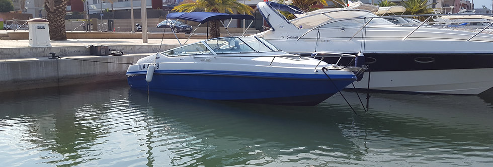 CHAPARRAL 2135 LIMITED