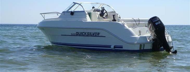 QUICKSILVER 520 C