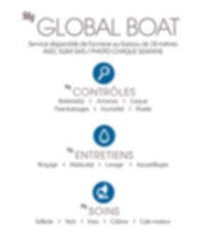 Entretien bateaux myglobal boat