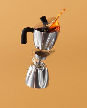 Cafetera moka Flò