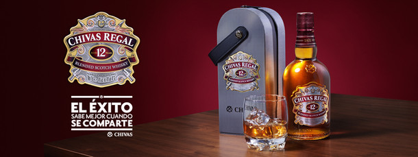 Chivas Regal - 12