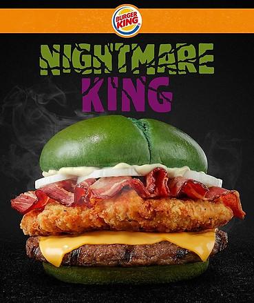 Burger King - Nightmare King