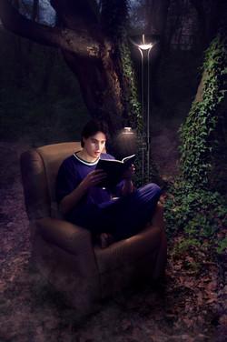 Where will a book take you