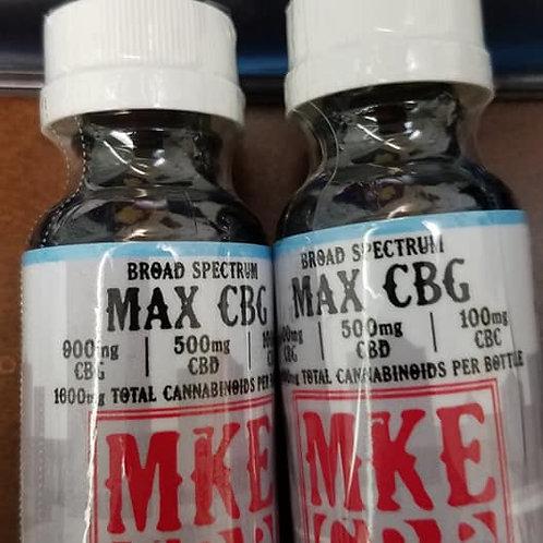 MKE CBD MAX CBG