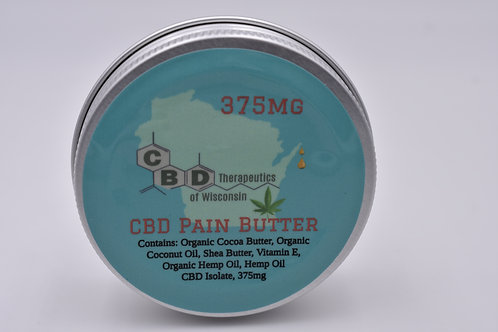 375mg CBD Pain Butter