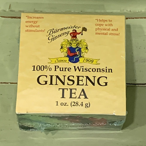 Ginseng Tea, 1oz