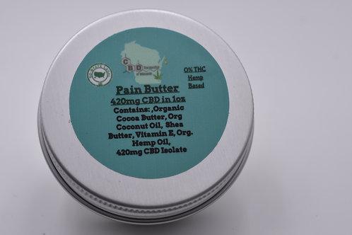420mg CBD Pain Butter