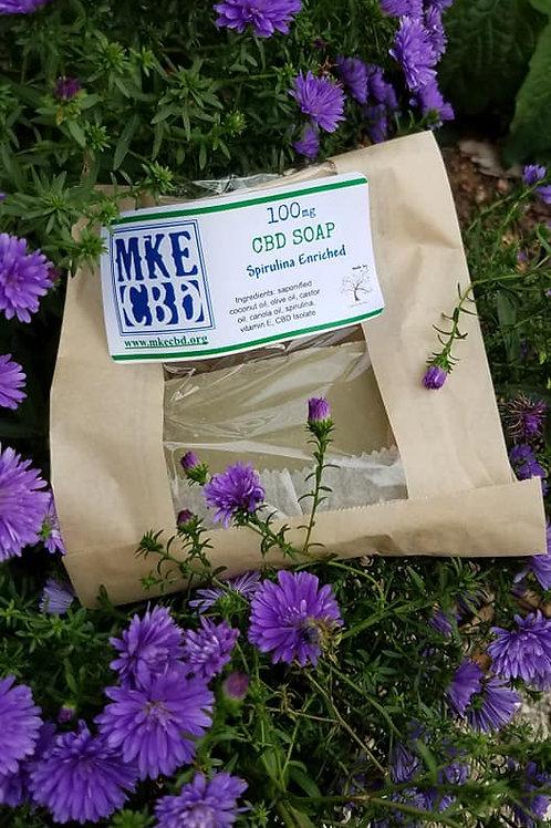 MKE CBD Bar Soap