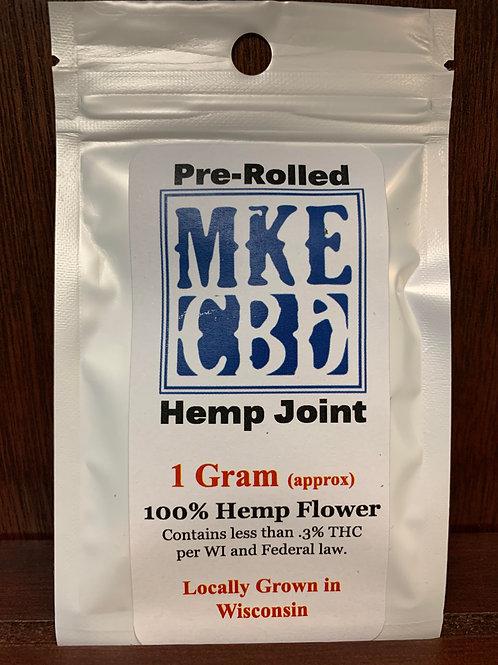 MKE Pre-Rolled Hemp Joint