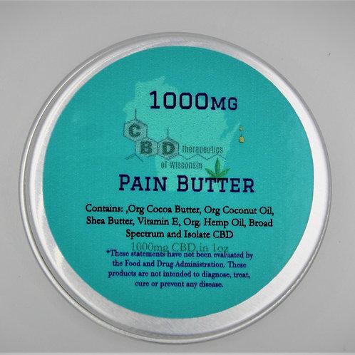 1000mg Pain Butter