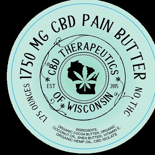 1750mg Pain Butter
