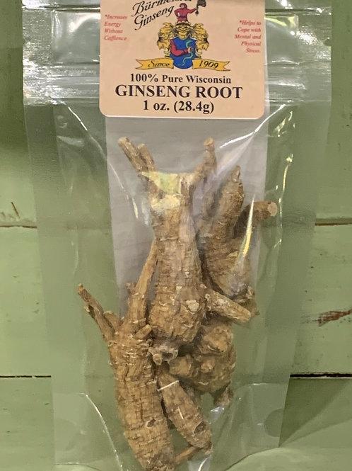 Ginseng Root, 1oz