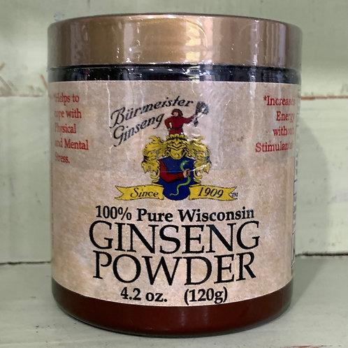 Ginseng Powder 4.2oz