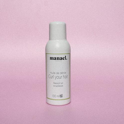 Curl your hair - apporte souplesse, brillance et ressort à vos boucles