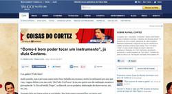 Blog Coisas do Cortez (Yahoo)