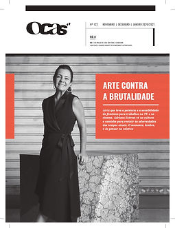 Capa Revista Ocas n. 101 (maio-junho/2015)