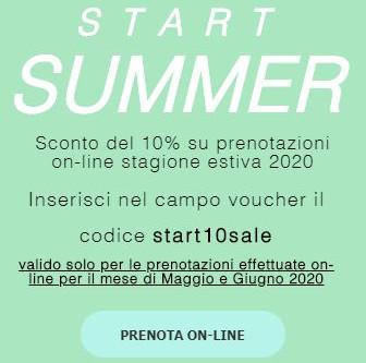 "Promo ""START SUMMER"""