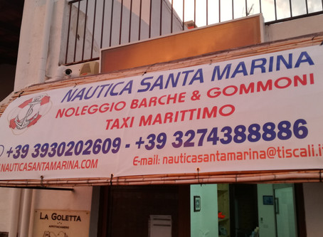 Nautica Santa Marina Augura Buone Feste!!